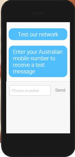 SMS Broadcast mobile