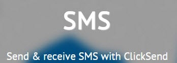 SMS ClickSend