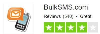 Bulk SMS Reviews